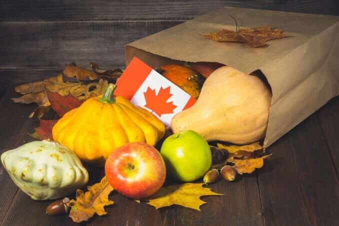 Canada Canada Vegetarian Nutrition