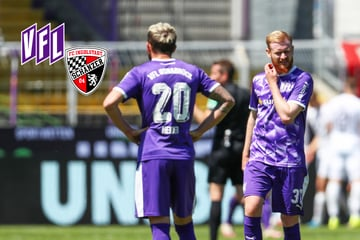 Osnabrück was not rewarded for his great fight against FC Ingolstadt!  Mistaken Fl Miracle Relegation