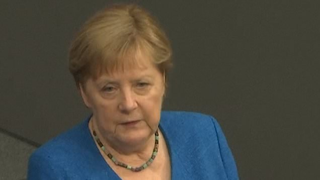 Merkel: If you come from Great Britain, you should be in quarantine