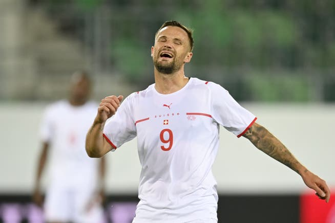 Haris Seferovic: He has already shown significantly better international players.