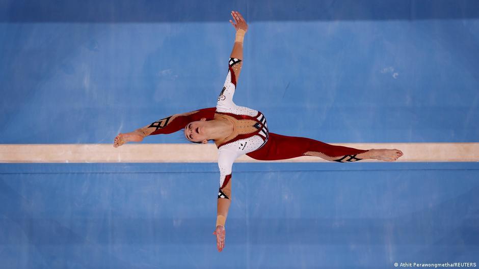 Olympia 2020 Tokyo |  Gymnastics Pauline Schaefer