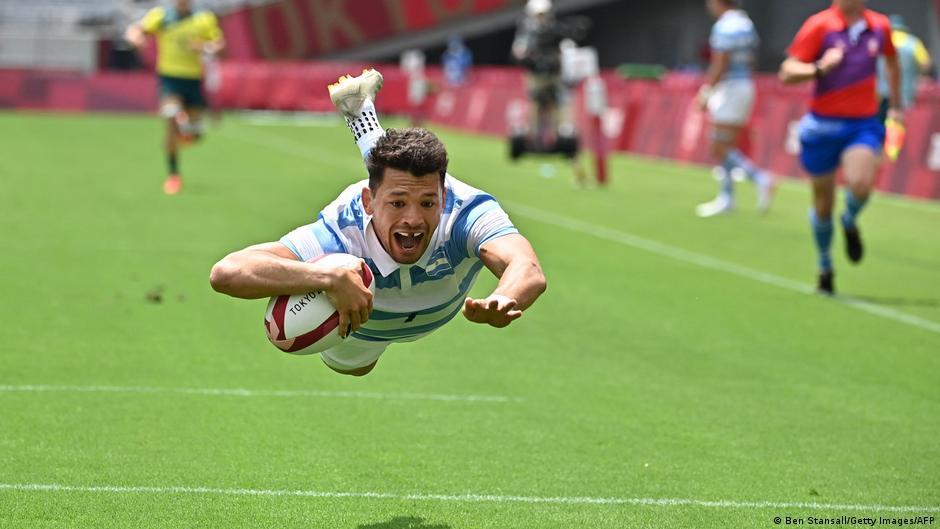 Olympia 2020 Tokyo Rugby Lautaro Bazan Velez