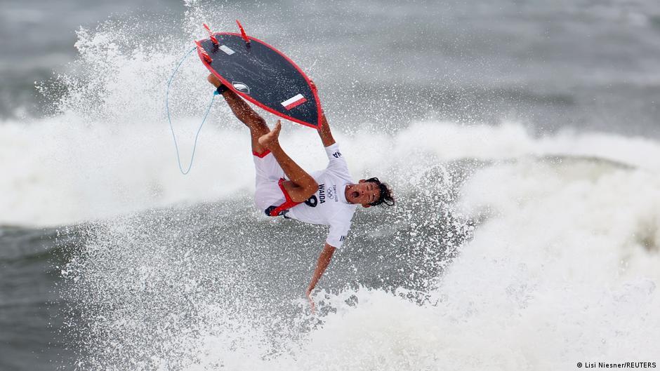 Olympia 2020 Tokyo |  Surfen Shortboard Rio Waida