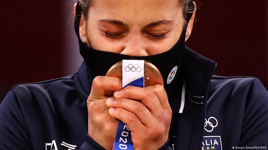 Olympia 2020 Tokyo |  Judo Odet Giuffrida