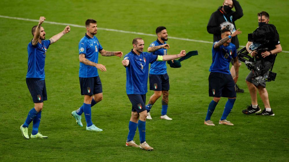 Italy plans to use for the European Championship or the FIFA World Cup
