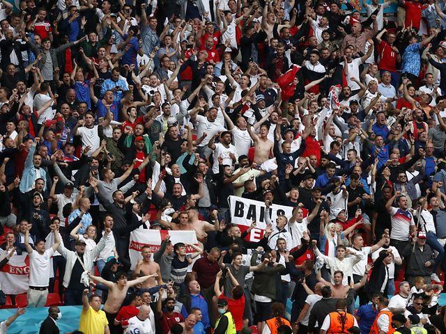 The British will mainly visit the stadium