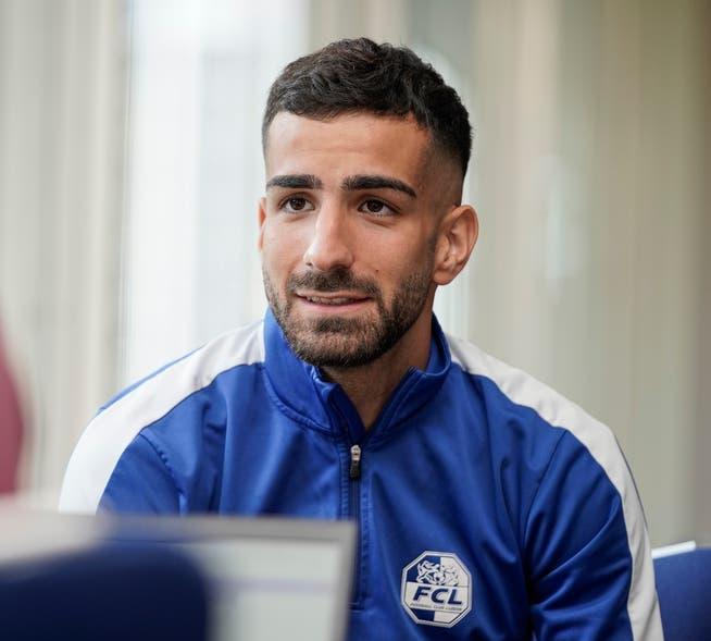 ..and midfielder Farul Tassar my questions.
