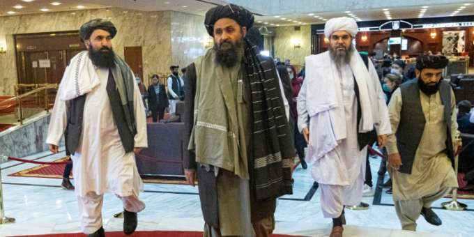 Abdul Ghani Baradar Taliban