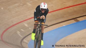 Tokyo 2020 Paralympics |  Tracking cyclist Michael Tuber
