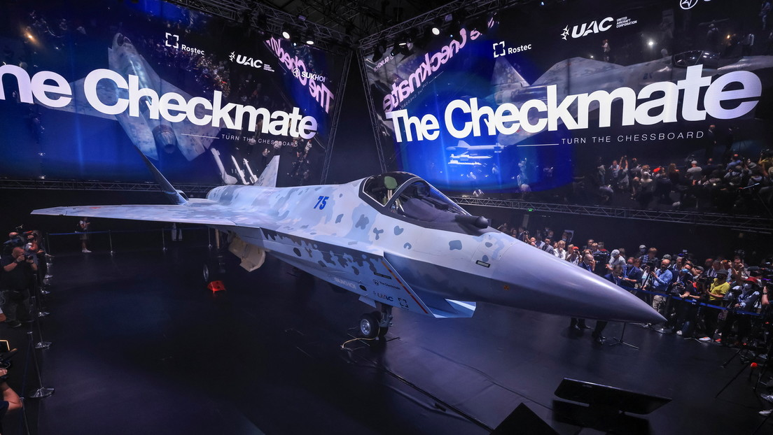 """""""Died""""Russia introduces the fifth generation of new combat aircraft"""