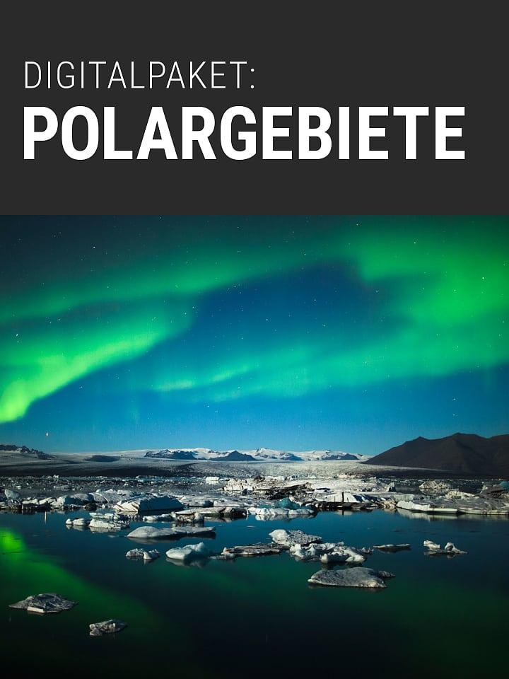 Heftcover Spektrum.de Digitalpaket: Polargebiete