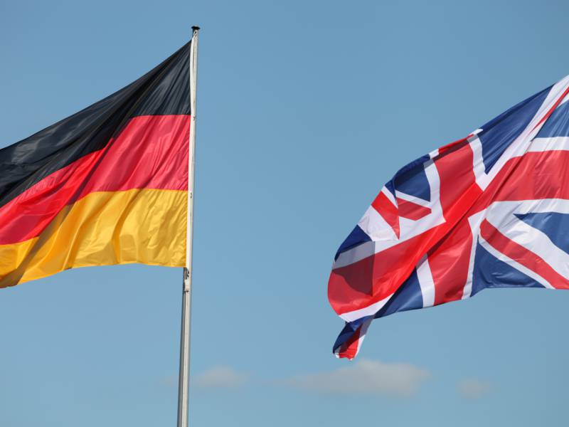 Great Britain wants to facilitate the movement of passengers to Germany