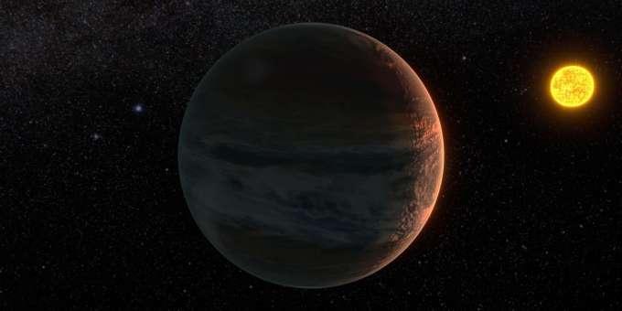 Jupiter seems