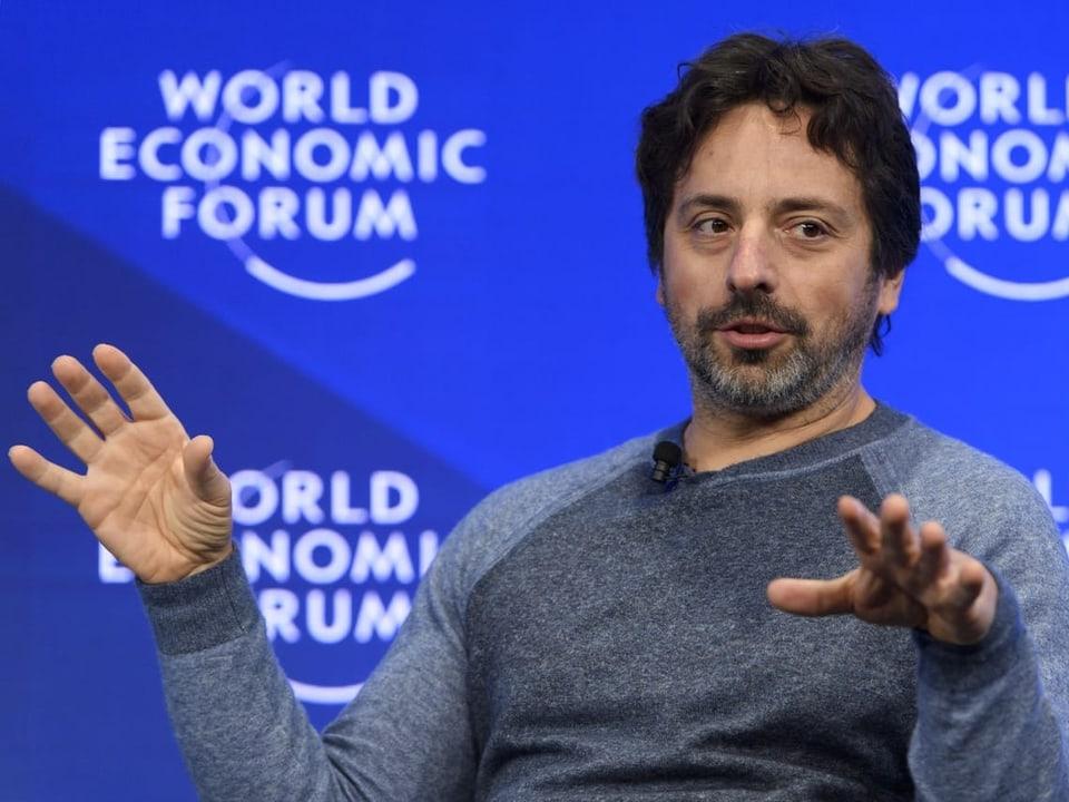 6th place: Sergey Brin