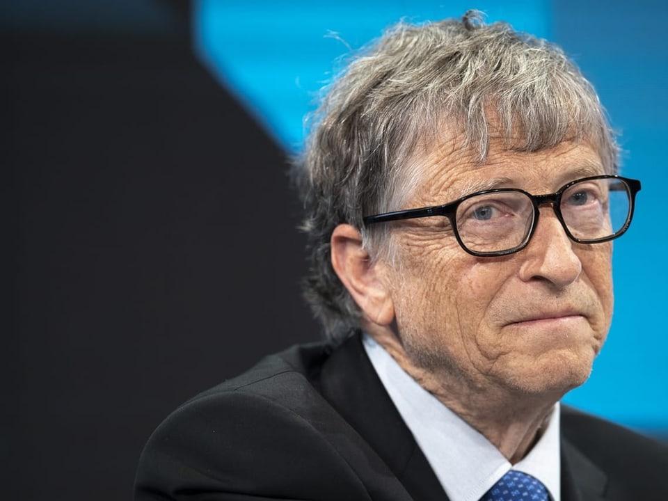 Fourth place: Bill Gates
