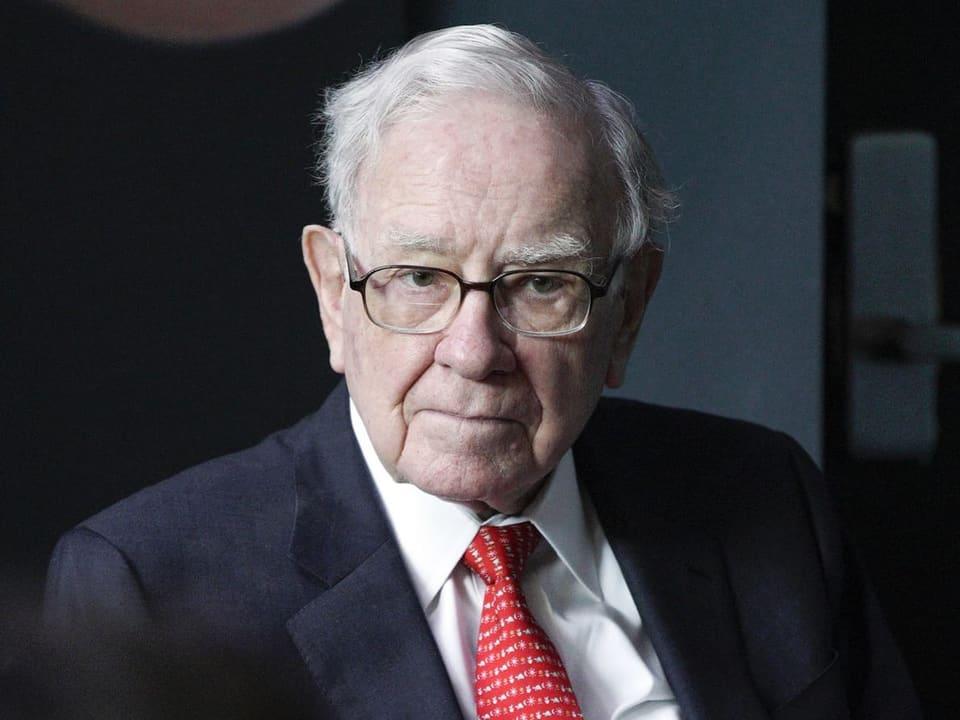 8th place: Warren Buffet
