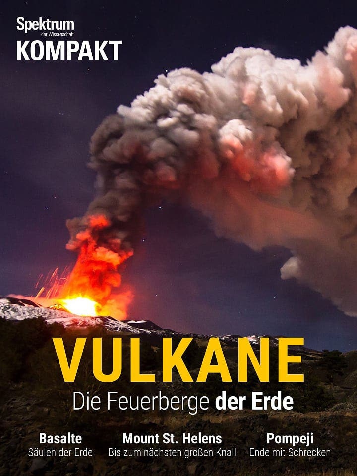 Spectrum Agreement: Volcanoes - Mountains of Fire on Earth