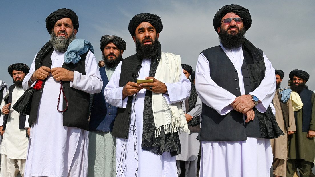 Russia invites the Taliban to Moscow to hold a conference on Afghanistan