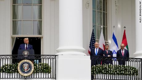 Two Gulf states recognized Israel in the White House.  What is here from all sides